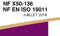 ISO 19011 : version 2012